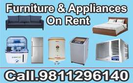 ON RENT Furniture and Appliances