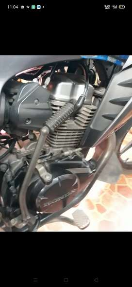 Honda megapro 2011
