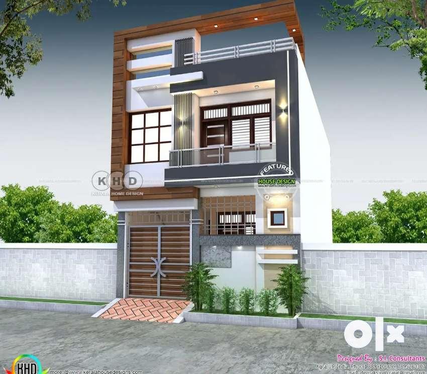 Duplex house very cheap price