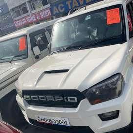 Mahindra Scorpio S10 AT 2WD, 2018, Diesel