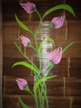 Tirai bambu Wulung