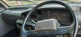Mobil zebra thn 92