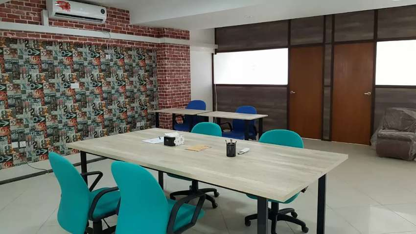 Agile Space - CoWorking / Shared Space for Startups and Freelancers 0