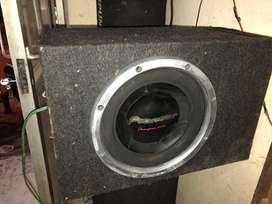 Pioneer 308 sub