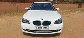 BMW 5 Series 520d Sedan, 2010, Diesel