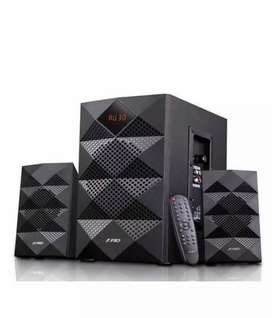 F & D High fidelity Wireless Home theater A180X