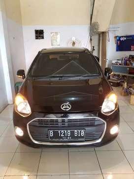 Daihatsu AYLA X, Automatik, th.2014, Pajak Baru bln 11 2020