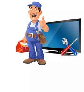 Led tv installation/technician