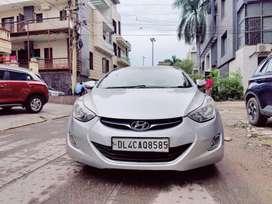 Hyundai Elantra 1.6 SX Option, 2013, Diesel