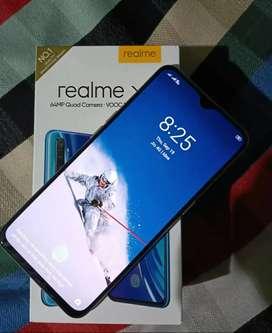 Realme xt white 8+128GB