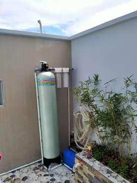 Solusi air keruh dan berbau (FILTER AIR termurah)