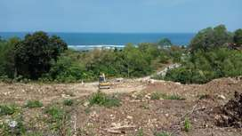 Tanah Cantik Istimewa Prospektif View Pantai Parangtritis Jogja