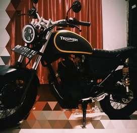Scorpio 225 japstyle
