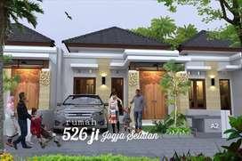 Rumah Murah Cantik Modern Dijual di Kasihan Bangunjiwo Bantul Jogja