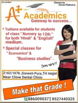 A+ Academics