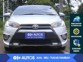 [OLX Autos] Toyota Yaris 1.5 TRD Sportivo A/T 2015 Silver