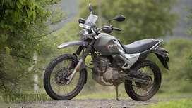 Xpuls and all hero bikes for finance,