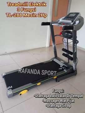 Treadmill Elektrik 3in1 Type TL-288