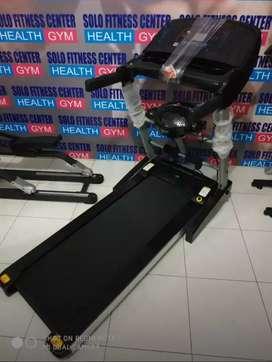 Alat Fitnes~ Treadmill Elektrik FS-i8 // Siap Kirim Free Ongkir