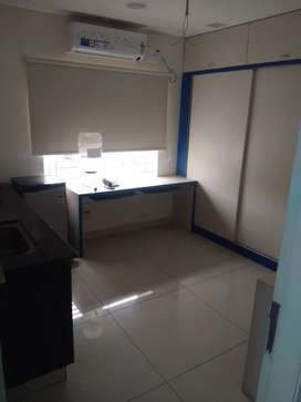 Office interior for sale and flat for reny
