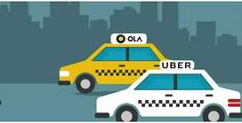 Driver for uber /Ola/OLA/ UBER driver.. Driver required