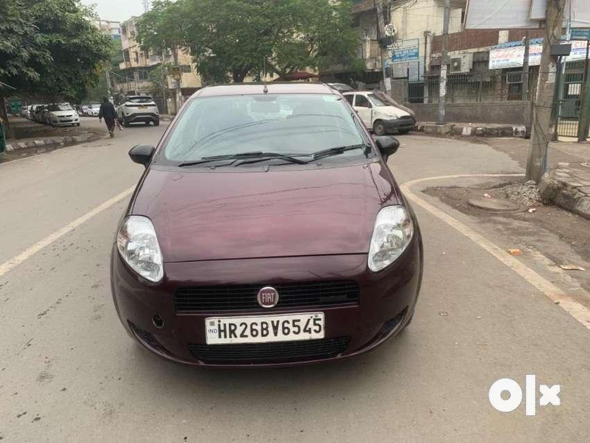 Fiat Grand Punto Active 1.2, 2012, Diesel