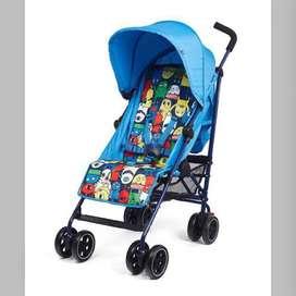 Stroller Mothercare Nanu - Preloved