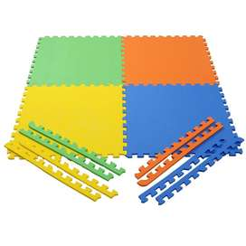 Kid's interlocking play mat