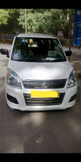 Owner Driven White Wagon R New Model 2017 with RT Permit