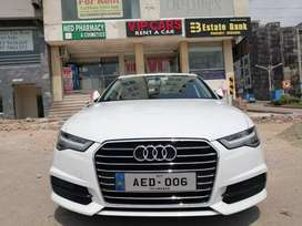 AUDI A6 2018 available for rent