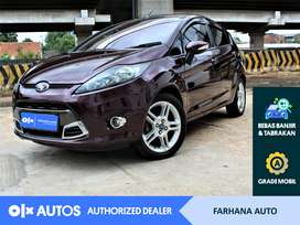 [OLXAutos] Ford Fiesta 2012 1.6 S A/T Ungu #Farhana Auto