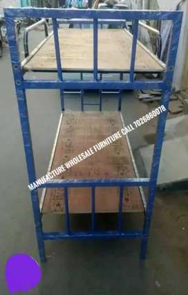 Bunk bed metal with Play 18g manufacture wholesale Furniture dealer