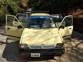 Urgent sale good condection private car mehran