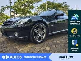 [OLX Autos] Mercedez Benz SLK 200 2010 Bensin A/T Hitam #Digi Auto