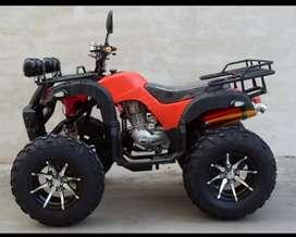 New 200cc quad atv