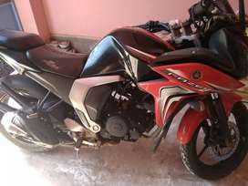 Red, black body with very good condition