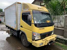 Colt Diesel Engkel Box 2012 mitsubishi FE 71 full ori truk boks truck