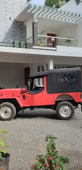 Mahindra Jeep 1998 Diesel 73000 Km Driven
