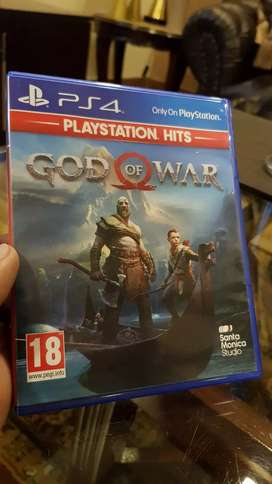 God of War (2018) PS4 New