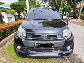 Toyota Rush S Trd Sportivo MT Manual Hitam 2015