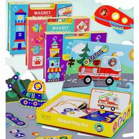 MAGNET PLAY BOX ANAK