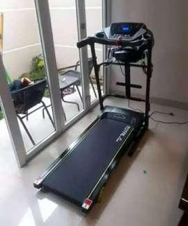 Alat fitness treadmill elektrik TL-246 total AB176