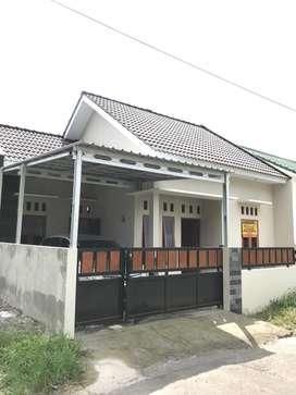 Dijual rumah baru siap huni