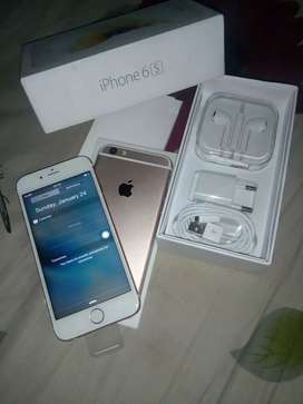 Apple iphone 6s 64gb rom unlocked fingerprint with cod yes