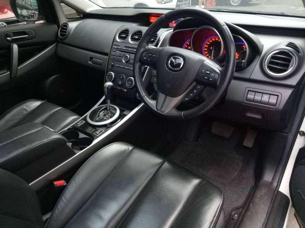 [DP 12 JT] Mazda CX 7 GT Bose' 2010 Putih Istimewa