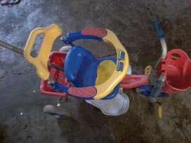 Sepeda batita(1-3th)