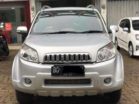 Terios TX ADVENTURE Manual 2008 plat BG tgn prtma km90rb istimewa