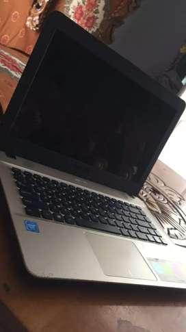 Laptop Asus X441n Murah no minus