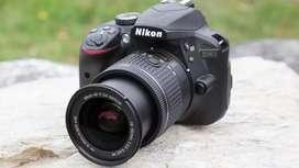Nikkon d3400 dslr camera ( jorhat, marian, titabar)
