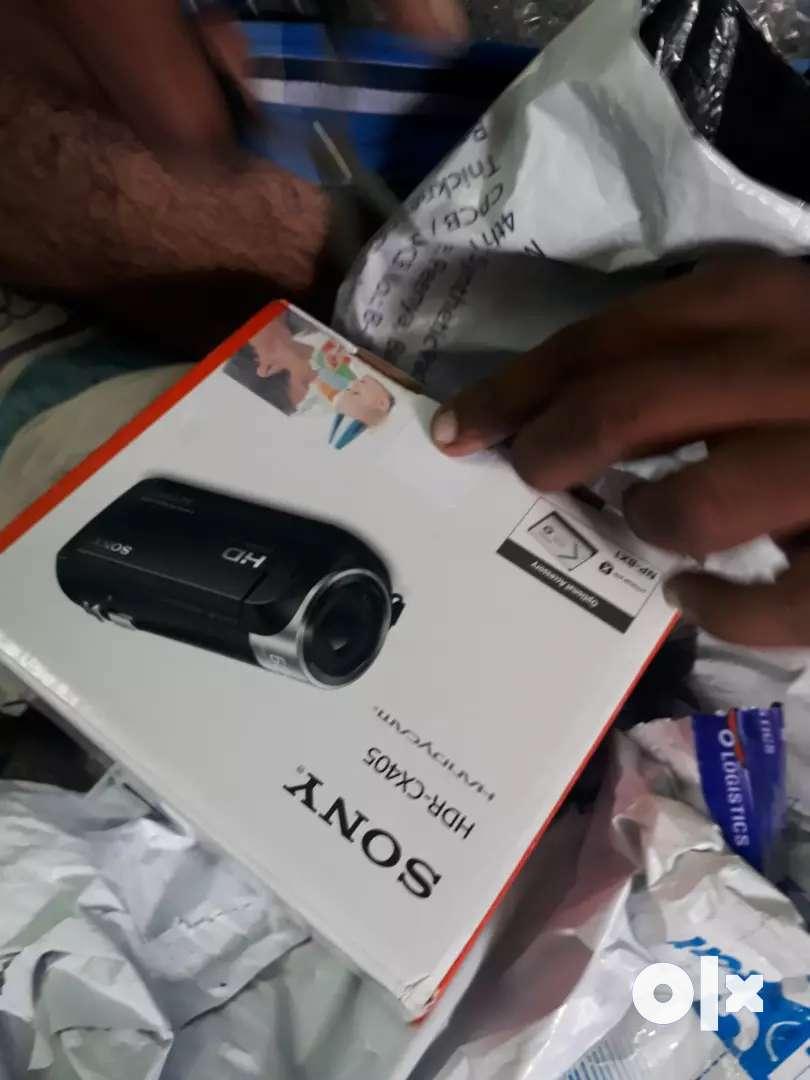 Sony Camera cx405 0